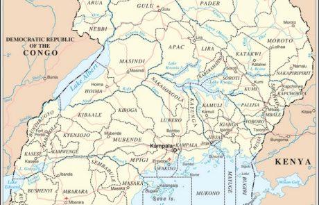 پروژه پست و خط انتقال برق اوگاندا